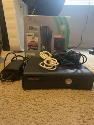 Xbox 360 S 250gb for Sale in Charlotte, NC