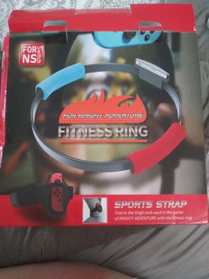 Fitness ring for NS Switch for Sale in Columbus, OH