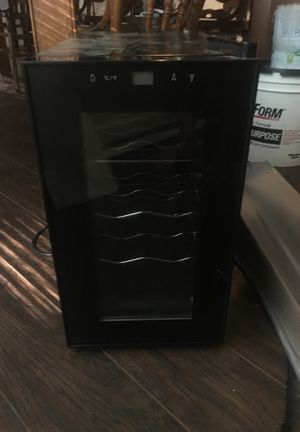 Wine cooler for Sale in Mount Olive, NC
