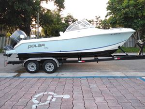 2006 POLAR 2100DE for Sale in Fort Lauderdale, FL