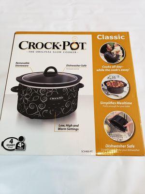 Crock Pot Slow Cooker for Sale in Farmington Hills, MI