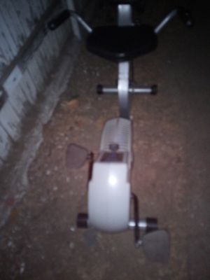 Exercise bicycle bike working for Sale in Ontario, CA