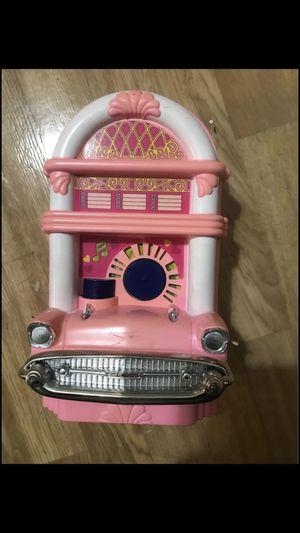 Vintage Barbie Jukebox for Sale in Mayville, WI