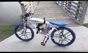 Motorized bikes for sale $500 for full product or 350 for turning your own bike into a motorbike for Sale in Washington, DC