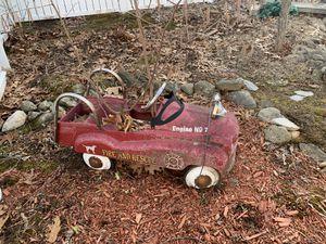 Kids pedal Fire & Rescue Truck for Sale in Billerica, MA