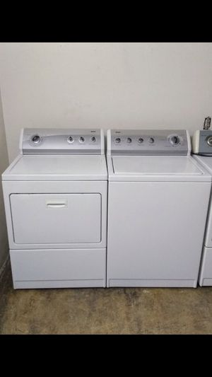 Kenmore Washer & Gas Dryer Set for Sale in Bakersfield, CA