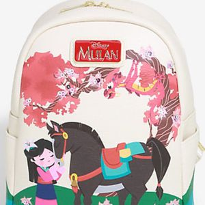 Disney Mulan Cherry Blossom Mini Backpack for Sale in South El Monte, CA
