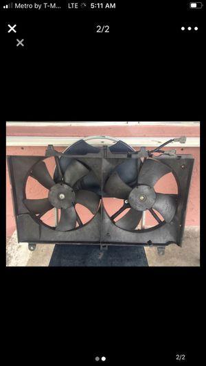Fan If it any type of vehicle Nissan 350Z Infiniti G35 G35X for Sale in Miami Gardens, FL
