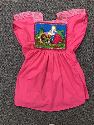 Hand embroidered blouse for Sale in Troutdale, OR