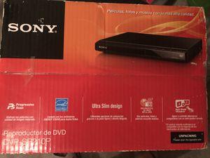 Sony cd / dvd ultra slin brand new for Sale in Tampa, FL