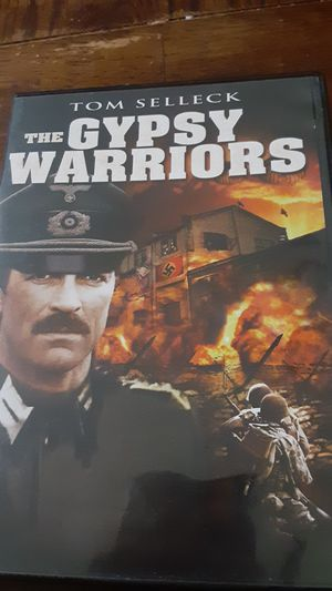 The gypsy warriors dvd for Sale in Grand Saline, TX