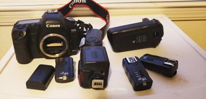 Canon 5d Mark II DSLR with Battery Grip for Sale in MONTE VISTA, CA