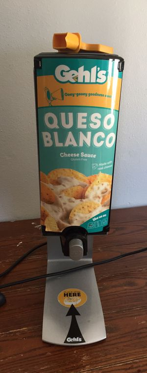 Chili or cheese machine works good for Sale in Ontario, CA
