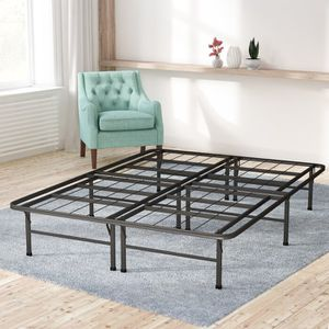 King size foldable bed frame for Sale in Kissimmee, FL