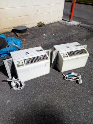 Two small window ac for Sale in Hyattsville, MD
