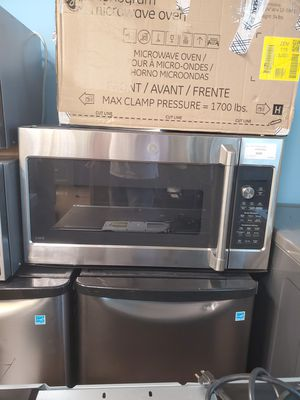 Cafe Stainless Steel Microwave for Sale in Alta Loma, CA