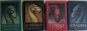 Eragon Full Series Hardback for Sale in Pittsburgh, PA