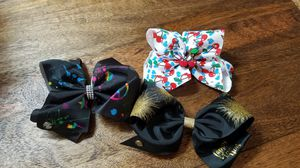 Jojo siwa bow bundle for Sale in Arcadia, CA