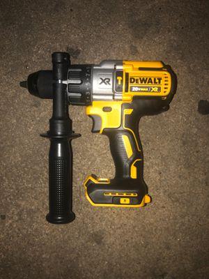 Dewalt 20v hammer drill for Sale in Greenville, SC