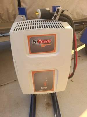 "NEW ENERSYS ENFORCER HF LOGIQ. "" 24 VOLT FORKLIFT BATTERY CHARGER "" for Sale in Mesa, AZ"