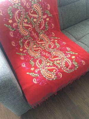 Beautiful embroidered handmade shawl for Sale in Arlington, VA