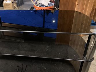 Glass Tv Stand-FREE for Sale in Edmonds,  WA