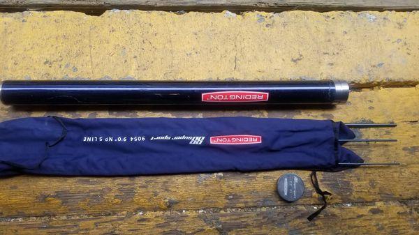 Redington SSsuper sport fly rod