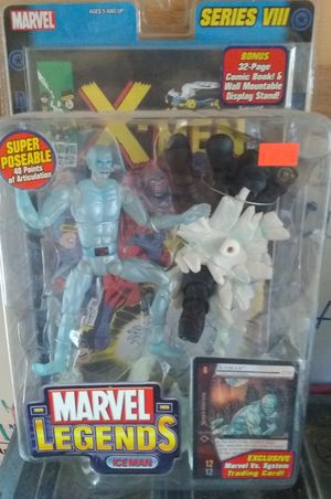 Marvel Legends Iceman for Sale in San Antonio, TX