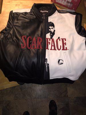 Supreme Scarface Jacket for Sale in Takoma Park, MD