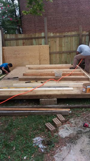 We build sheds no reason to pay for one storage when you can do on shed for Sale in Brooklyn, MD