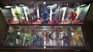 2016 SDCC San Diego Comic-Con Exclusive Hasbro Marvel RAFT Box Set SPIDER-MAN Action Figure Collection for Sale in San Diego, CA