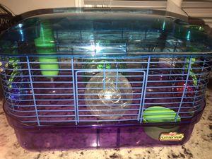 Hamster cage for Sale in Chesapeake, VA