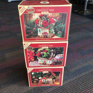 Spode 3piece Holiday Express for Sale in Mission Viejo, CA