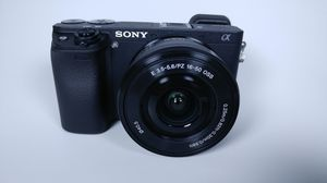 Sony Alpha a6300 Mirrorless Digital Camera 16-50mm F3.5-5.6 for Sale in Grand Blanc, MI
