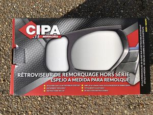 CIPA TOWING EXTENTION MIRRORS for Sale in Ozark, AL