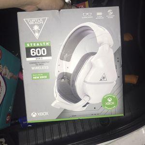 Turtle Beache Stealth 600 Wireless Gaming Headset (XBoX) for Sale in Chula Vista, CA