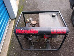 Homelite generator for Sale in Wood Village, OR