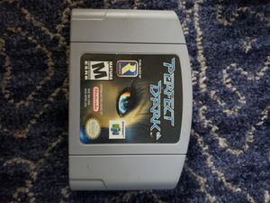 Perfect Dark N64 for Sale in Joplin, MO