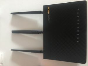 Asus AC-1900 Dual band Gigabits router for Sale in Las Vegas, NV