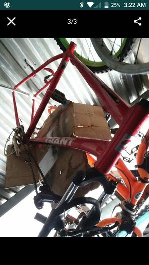 Bike frames ,giant and specialized for Sale in Phoenix, AZ