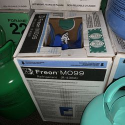 Mo-99 Freon r-22 replacement. Refrigerants. Hvac for Sale in Las Vegas,  NV