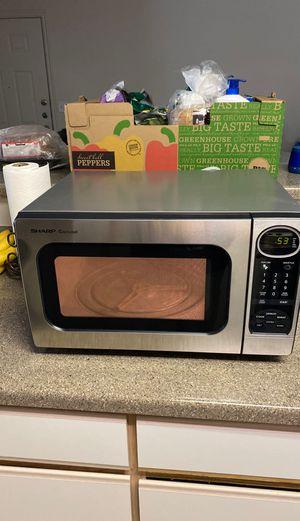 SHARP carousel microwave for Sale in Salt Lake City, UT
