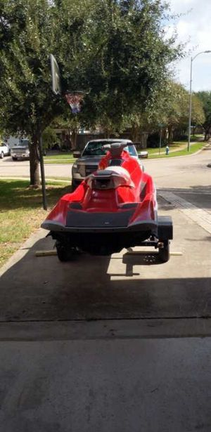 Yamaha wave runner vessel in excellent condition boat ship for Sale in Katy, TX