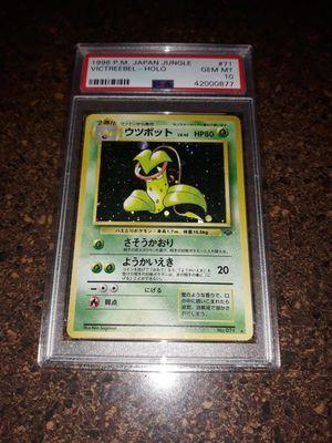 Pokemon Victreebel Japanese Jungle Set PSA10 GEM Mint for Sale in Queens, NY