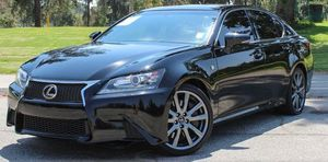 2015 Lexus GS F Sport Low Miles!!! for Sale in Everett, WA