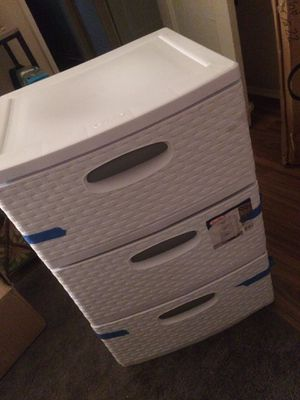 Plastic drawer for Sale in San Antonio, TX