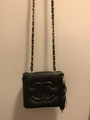 Vintage Chanel cross-body boy bag for Sale in Charlotte, NC