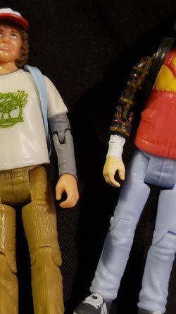 Funko Action Figures, Stranger Things, Will and Dustin, UNBOXED for Sale in Bonney Lake,  WA