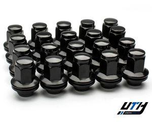 20pc MAG 48mm Extend Black Lug Nut 14x1.5 22HEX OEM WHEEL for Sale in El Monte, CA