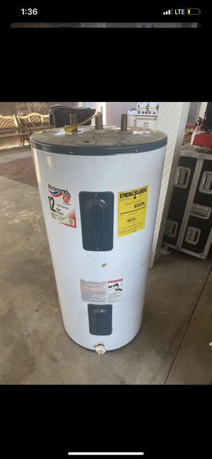 Water Heater 50 Gallons Richmond for Sale in Los Angeles, CA